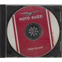 Histoire de MOTO GUZZI 1921 - 2000 (CD-Rom 09 / 2000)