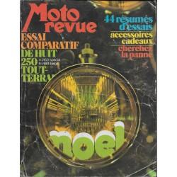 MOTO REVUE Spécial Noël (07/12/1973)