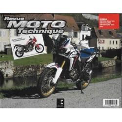 Revue Moto Technique n°185