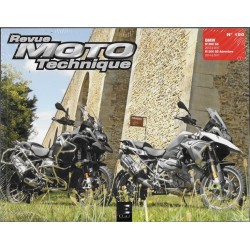 Revue Moto Technique n°186