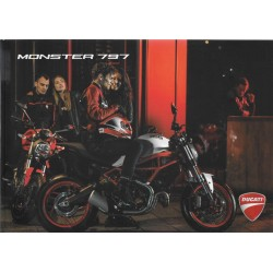 Catalogue original DUCATI MONSTER 797 (2017)