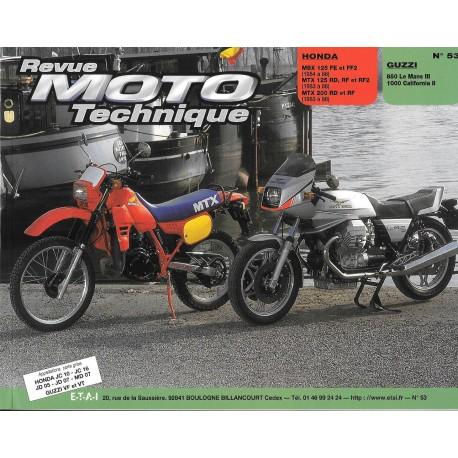 Revue Moto Technique n°53