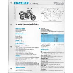 KAWASAKI ER- 6n (2012) (Fiche RMT)