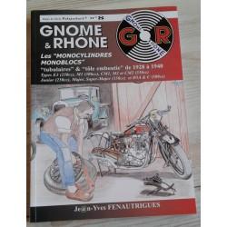 Gnome & Rhône: les monocylindres monoblocs 1928 / 1940