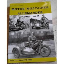 Motos militaires allemandes du conflit 1939-1945