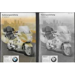 BMW K 1200 LT de 2003 / 2004 (manuels utilisateur)