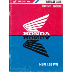 HONDA NSR 125 F / R 1993 (additif mars 1993)