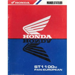 HONDA ST 1100 PAN-EUROPEAN 1990