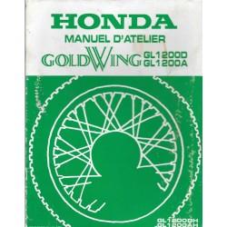 HONDA GL 1200 D / GL 1200 A