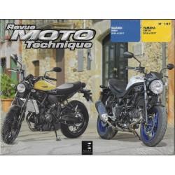 Revue Moto Technique n° 187