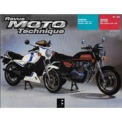 Revue Moto Technique n°40