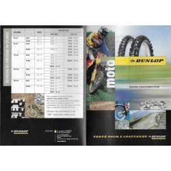 Catalogue pneus DUNLOP Tout-Terrain