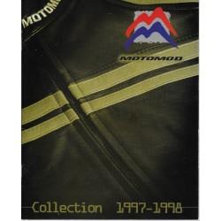 Catalogue MOTOMOD (1997 / 1998)