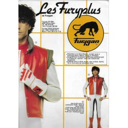 Prospectus gamme Furyplus de FURYGAN