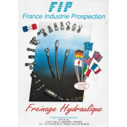 Catalogues freinage FIP (02 / 1992)