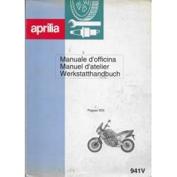 APRILIA Pégaso 650 (manuel atelier 1997)
