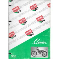 APRILIA Climber 280cc (manuel atelier)