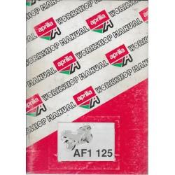 APRILIA AF1 125 (manuel atelier)