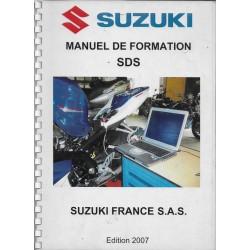 Manuel formation SDS SUZUKI 2007