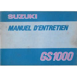 SUZUKI GS 1000 de 1978 (02 / 1978)