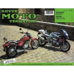 Revue Moto Technique n° 110