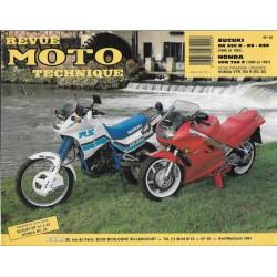 Revue Moto Technique n° 81