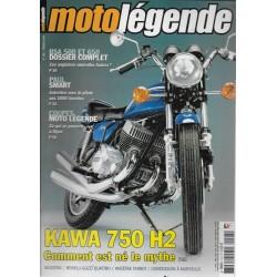 MOTO LEGENDE N° 143 février 2004