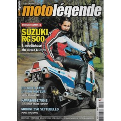 MOTO LEGENDE N° 157 mai 2005