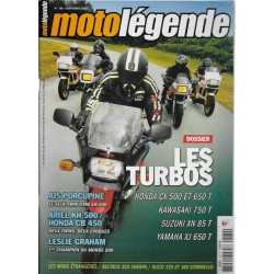 MOTO LEGENDE N° 160 septembre 2005