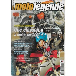 MOTO LEGENDE N° 177 mars 2007