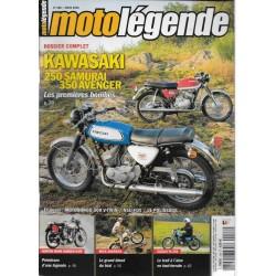 MOTO LEGENDE N° 188 mars 2008