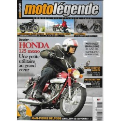 MOTO LEGENDE N° 198 février 2009