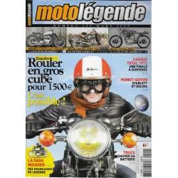 MOTO LEGENDE N° 199 mars 2009