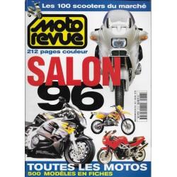 MOTO REVUE Spécial Salon 1996 (27H)