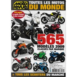 MOTO REVUE Spécial Salon 2009 (810H)