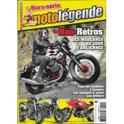 """MOTO LEGENDE Hors-Série 5H """"Les Néo-Rétros"""""""