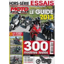 MOTO JOURNAL Hors Série ETE 2013