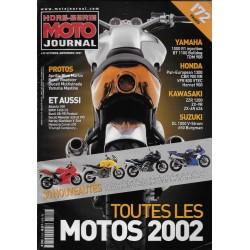 MOTO JOURNAL toutes les motos 2002