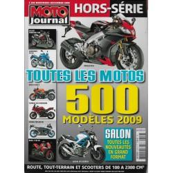MOTO JOURNAL toutes les motos 2009