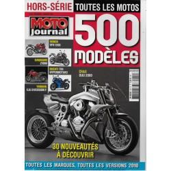 MOTO JOURNAL toutes les motos 20010