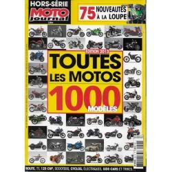 MOTO JOURNAL toutes les motos 2013
