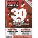 """MOTO JOURNAL """"30 ans de Moto Journal"""" (12 / 2001)"""