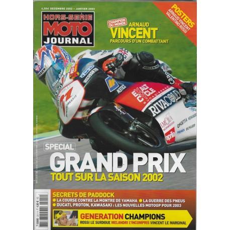 Moto Journal Grands Prix 2002