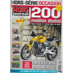 MOTO JOURNAL Spécial Occasion 2010