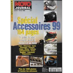 Moto Journal Spécial Accessoires 1999