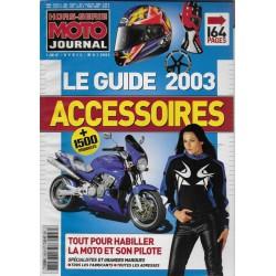 Moto Journal Spécial Accessoires 2003