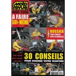 """MOTO REVUE HS """"A faire soi-même"""" 2003"""