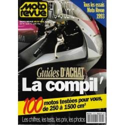 MOTO REVUE guide d'achat 1993