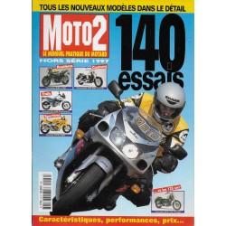 MOTO 2 HS n° 26 140 essais 1997