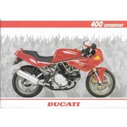 DUCATI 400 Supersport